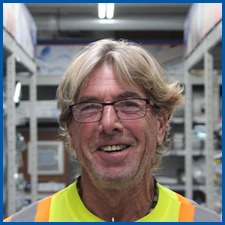 Jeff - Truck Driver - Turkstra Lumber Dunnville - Windows, doors, trim, paint, tools, estimating, building materials and trusses.