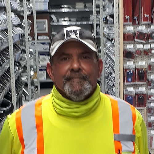 Trevor - Yard Staff - Turkstra Lumber Dunnville - Windows, doors, trim, paint, tools, estimating, building materials and trusses.